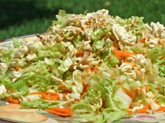 More Crunch For Your Munch Chinese Salad Recipe - Food.com