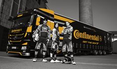Cambrian Tyres - Continental