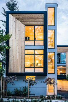 Genesee Townhomes by Chris Pardo Design
