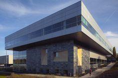 The Intramural Activities Building (IMA) at UW