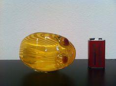 abraham palatnik - sapo amarelo acrilico 5x09