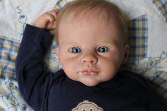 Beautiful Realistic Newborn Reborn Doll Juliet by Marisa May