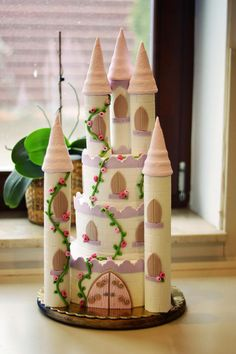 Castle cake - Cake by FreshCake