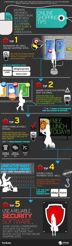 Consejos para compras online