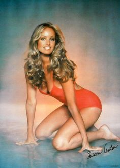 A Look Back At Some Of The Best Personality Posters Of The And Farrah Lynda Carter Loni Anderson And More