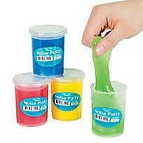 Gross! Perfect for birthday parties, this gooey glowing slime will add a splash of color to any nighttime event. A must for party favor bags, you'll ...