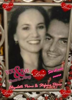 <3 Elizabeth Prino & Stefano Prino <3  <3 NOI INSIEME <3 TOGETHER FOR LIFE <3 CON AMORE <3