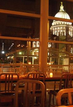Graze Madison - Dining Room View