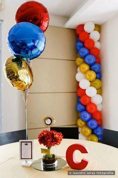Royal Prince 1st birthday party via Kara's Party Ideas KarasPartyIdeas.com Cake, decor, cupcakes, favors, printables, and more! #princeparty #royalprince #littleprince (13)