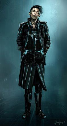 Lost Arcana, voxeljello: Tron Legacy Costume Designs by Steve...