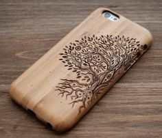 Tree of Life Bamboo #PhoneCase by DecalGirl