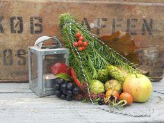 A Spoonful of Crafts: Efterårshøst fra en gåtur i naturen/ Autumn Harvest from a Walk in the Countryside