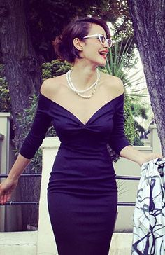 Koogal Venus Bodycon Dress