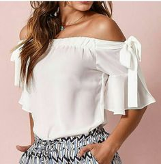 Fashion Models, Girl Fashion, Womens Fashion, Fashion Design, Dress Outfits, Casual Outfits, Fashion Dresses, Blouse Styles, Blouse Designs