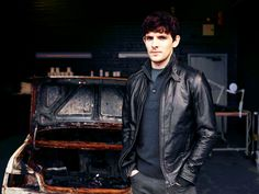 Colin Morgan | The Fall