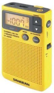"Am/Fm Digital Weather Alert Pocket Radio by WMU. $116.95. - NOAA weather / emergency alert- Digital AM/FM tuner- 19 random presets- Belt clip- ""My favorite station"" select button- Auto seek- Optional 90 minute auto shutoff- PLL synthesized tuning- Built-in speaker / clock- Removable belt clip- Deep bass boost- L"