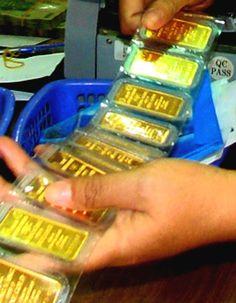 Trong 6 tháng cuối năm 2012, Ngân Hàng đã gom được 60 tấn vàng ?
