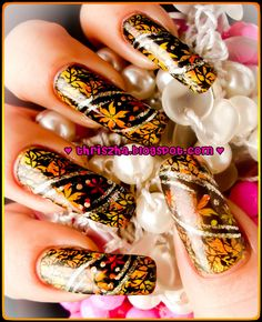 FAB UR NAILS: AUTUMN NAILS