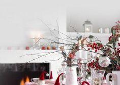 Ideas para crear centros de mesa en Navidad y ocasiones especiales