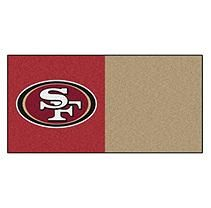 NFL - San Francisco 49ers Team Carpet Tiles