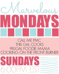 Marvelous Mondays Link Party #64 is now live! Link up until Wednesday, September 18th!
