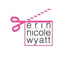 Film editor Erin Nicole Wyatt personal logo.
