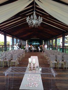 A Stunning Gazebo For Your Dream Destination Wedding At Secrets Silversands Riviera Cancun In 2018