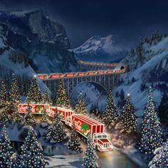 Holidays are coming, holidays are coming....Love this Coca Cola ad