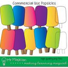 Cute popsicles in both single pop and twin pop styles in 5 colors and blacklines.    Each popsicle comes in a separate png file.        You do not need ...