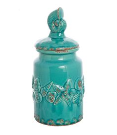 Керамическая банка для хранения сыпучих продуктов Jar, Ceramics, Home Decor, Ceramica, Homemade Home Decor, Jars, Ceramic Art, Clay Crafts, Decoration Home