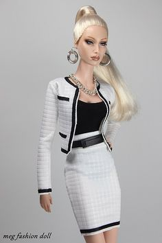 Attempting to find toy buildings for youths? You'll find that we have an awesome scope of the police chase amazing children's toy buildings. Barbie Style, Barbie Model, Doll Clothes Barbie, Vintage Barbie Dolls, Barbie Dress, Barbie Fashion Royalty, Fashion Dolls, New Outfits, Fashion Outfits