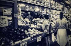 Budapest market. Best palce where to taste Hungary.
