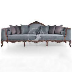 Senin için TASARLIYORUZ ✨✨✨ Multi kültürel tasarımlarımız ile aynı zamanda eklektik yapı kazandırdığımız ürünlerimiz arasında yer alan Craft ahşap koltuğu senin için tasarladık ✨✨✨ #imhotepmobilya #mobilya #countrymobilya #countryfurniture #furniture #interior #icmimar #dekorasyon #evdekorasyonu #koltuk #koltuktakımı #berjer #üçlükoltuk #salontakımı #oturmaodası #tasarımmobilya #tasarim Italian Furniture, Classic Furniture, Colorful Furniture, Furniture Decor, French Sofa, Modern Sofa Designs, Classic Sofa, Luxury Sofa, Room Colors