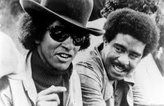 Goldie and Richard Pryor (The Mack)