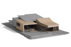 Res_Grange_01 Architectural Models, House, Home Decor, Barn, Decoration Home, Home, Room Decor, Home Interior Design, Homes