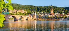 Embark on day trip to Heidelberg from Zurich, home of Germany's oldest and one of Europe's most reputable universities. Explore the city's medieval town centers, timeless structures and visit the Heidelberg Castle. Los Angeles Skyscrapers, Native American Map, Stuttgart Airport, Heidelberg University, Parque Natural, Travel Tours, Car Rental, Countries Of The World, Day Tours