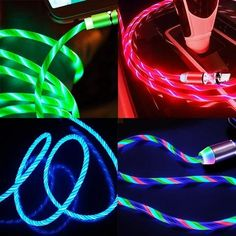 Magnetic charging cable with flowing LED light – gekaaget Led Licht, Cool Things To Buy, Stuff To Buy, Charging Cable, Apple Watch Series, Cool Gadgets, Streamers, Magnets, Easy Access