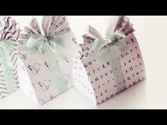 Origami Gift Bag Tutorial - Paper Kawaii