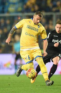 Frosinone Calcio v Bologna FC - Serie A
