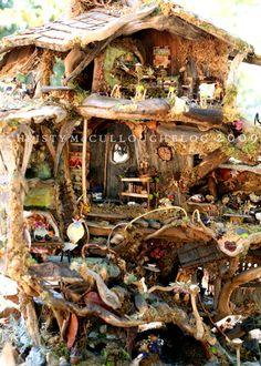 awesome fairy house