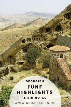 Urlaub in #Georgien? Noch kaum verbreitet, aber gerade deshalb fand ich es so spannend, dort unterwegs zu sein. Die Highlights meiner Reise & ein No-Go.