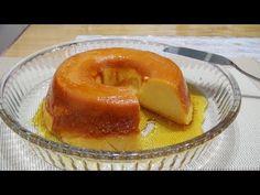 ▶ Receita de pudim de pão com leite condensado - YouTube