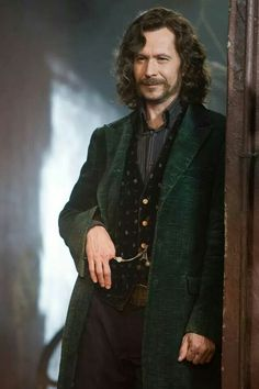 Oh, Siriusly...he is a dreamboat. Accio!