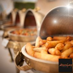 Planning a party? Contact us for bespoke catering! From starters, mains to desserts! Sanjay Foods catering at over 150 venues nationwide!