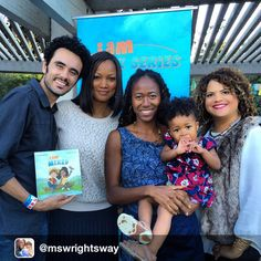 I am Mixed book series collaboration with Sebastian A. Jones and Garcelle Beauvais
