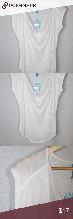 NWT Survival Cowl Neck Top Tags are still attached, never been worn!  The price is negotiable! Feel free to make an offer or ask any questions :) Survival Tops Blouses