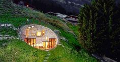 Luxury Home That Shows Even A Burrow Can Be Transformed