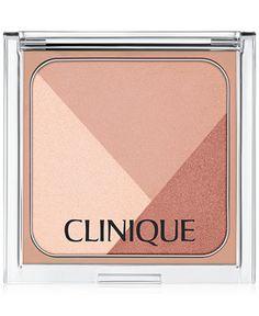 Clinique Sculptionary Cheek Contouring Palette - Defining Nudes - Blush - Beauty - Macy's