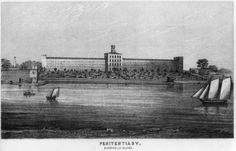 New York has some of the most historic and famous prisons in the United States. We recently launched four new collections of New York prison records which range from 1797-1931. Photo Credit: Blackwell's Island Penitentiary, Library of Congress Photo Collection, 1840-2000. ancstry.me/1wbJiLs