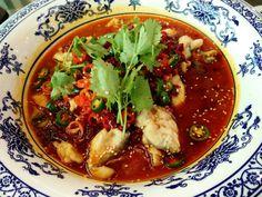 Nice spicy fish at Amber nexus
